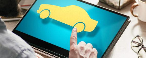 voiture de location en ligne